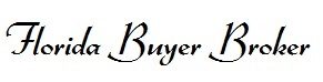 Florida Buyer Broker